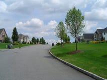 Áreas residenciales Imagen de archivo