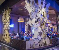 Ária de Las Vegas Fotografia de Stock Royalty Free