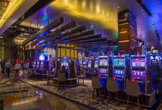 Ária de Las Vegas Fotografia de Stock