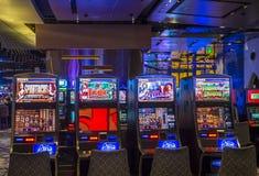 Ária de Las Vegas Imagens de Stock