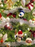 Árvore aparada Fotografia de Stock