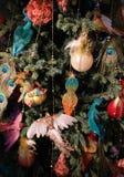 Árvore com acessórios imagem de stock royalty free