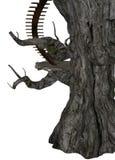 Árvore com escadas Imagens de Stock