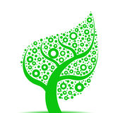 Árvore da arte Imagens de Stock Royalty Free