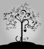 Árvore da Bíblia de conhecimento Fotografia de Stock Royalty Free