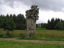 Árvore da caixa de assentamento Imagem de Stock