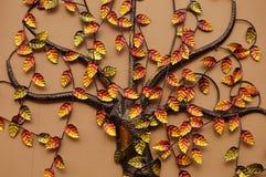 Árvore da decoração Imagem de Stock