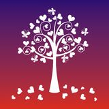 Árvore da fantasia ilustração royalty free