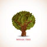 Árvore da garatuja Imagem de Stock Royalty Free