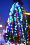 Árvore da iluminação Imagem de Stock Royalty Free