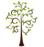 Árvore da mola Imagem de Stock Royalty Free