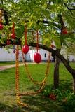 Árvore da Páscoa Imagem de Stock