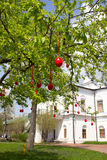 Árvore da Páscoa Fotos de Stock