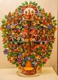 Árvore da vida em Washington National History Museum Fotos de Stock Royalty Free