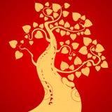 Árvore de Bodhi Imagem de Stock
