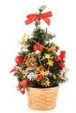 Árvore de Christmass Fotos de Stock