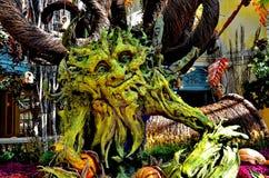 A árvore de fala fotografia de stock royalty free