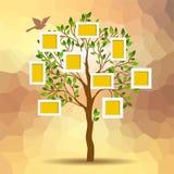 Árvore de família Fotos de Stock Royalty Free