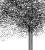Árvore de Geo Imagem de Stock Royalty Free