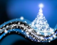 Árvore de Natal Foto de Stock