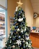 Árvore de Natal 7 fotografia de stock