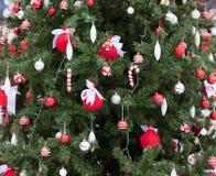 Árvore de Natal Imagem de Stock