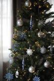 Árvore de Natal Foto de Stock Royalty Free