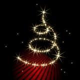 Árvore de Natal Imagem de Stock Royalty Free