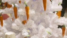 Árvore de Natal branco filme