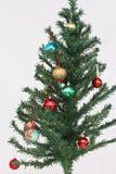 Árvore de Natal colorida Imagens de Stock Royalty Free