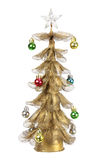 Árvore de Natal diminuta fotos de stock