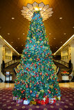Árvore de Natal elegante Imagem de Stock