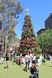 Árvore de Natal Melbourne Imagens de Stock Royalty Free