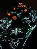 Árvore de Natal principal Fotos de Stock Royalty Free