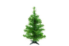 Árvore de Natal pura Fotos de Stock