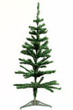 Árvore de Natal syntetic Fotografia de Stock