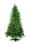 Árvore de Natal Unadorned fotografia de stock royalty free