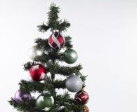 Árvore de Natal XXL Fotografia de Stock Royalty Free