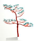 Árvore de Peral Imagem de Stock