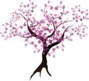Árvore do amante Imagens de Stock Royalty Free
