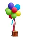 Árvore do balão Imagens de Stock Royalty Free