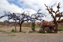 Árvore do desejo Foto de Stock Royalty Free