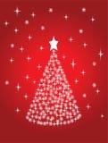 Árvore do feriado Imagens de Stock