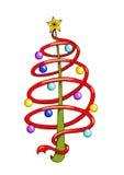 Árvore do Natal Fotos de Stock
