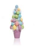 Árvore do ovo de Easter fotos de stock