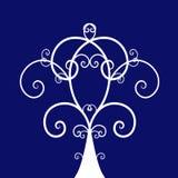 Árvore do redemoinho Imagens de Stock Royalty Free