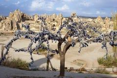 A árvore do turco do Natal Imagem de Stock