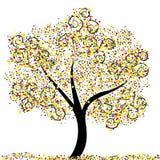 Árvore do verão Imagens de Stock