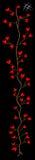 Árvore dos corações Ilustração do Vetor