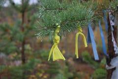 Árvore dos espírito Fotografia de Stock Royalty Free